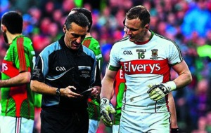 Dublin pile on Mayo misery