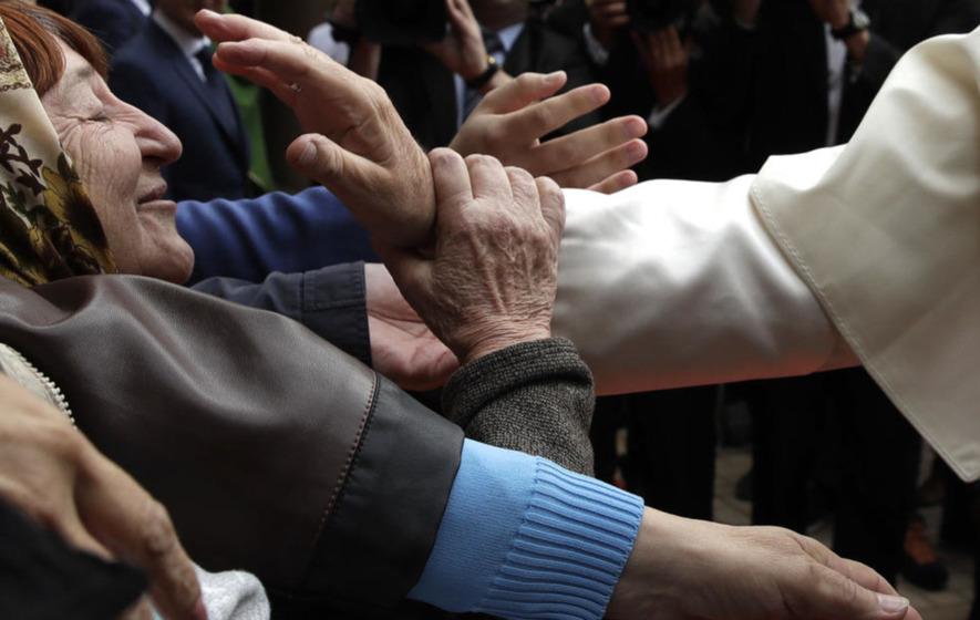 Pope Francis urges religious tolerance in Azerbaijan