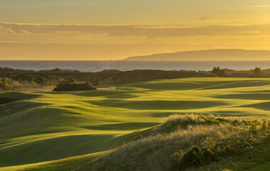 Magnificent golf in Ayrshire – the birthplace of the Open – is just two hours away