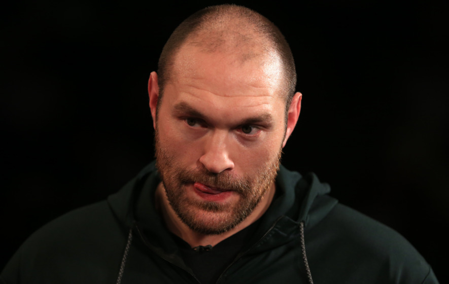 Tyson Fury throws in the towel for good