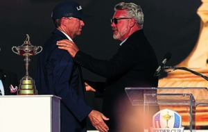 Europe's players leaving jerseys in better place than they found them: Darren Clarke