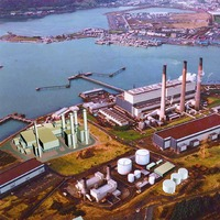 Lights out for power stations' profits