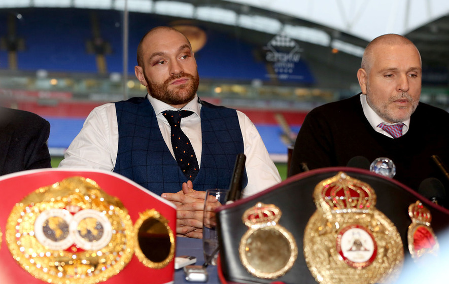 Concern as Tyson Fury reverses retirement decision