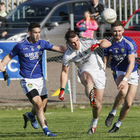 Coalisland manager John McKeever tips Pádraig Hampsey for future greatness
