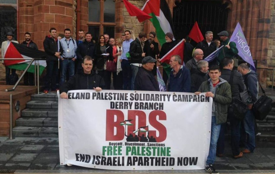 Bank of Ireland declines to comment on claims it closed Irish Palestine Solidarity accounts