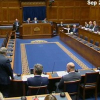 DUP and Sinn Fein ministers fail to show for transparency debate