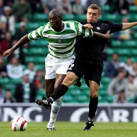 On This Day - October 5 1975:  Former Celtic centre-back Bobo Balde was born