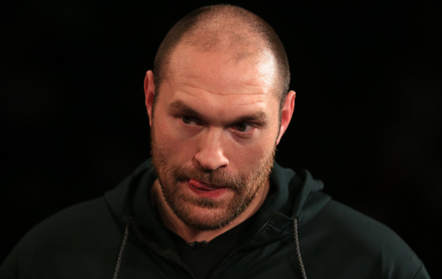 Depressed 39 boxer tyson fury admits to cocaine use the for Tyson motors service hours