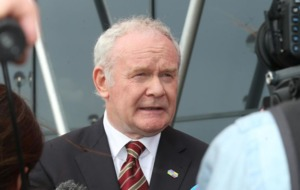 Martin McGuinness slams plans to protect British troops from 'vexatious' legal claims