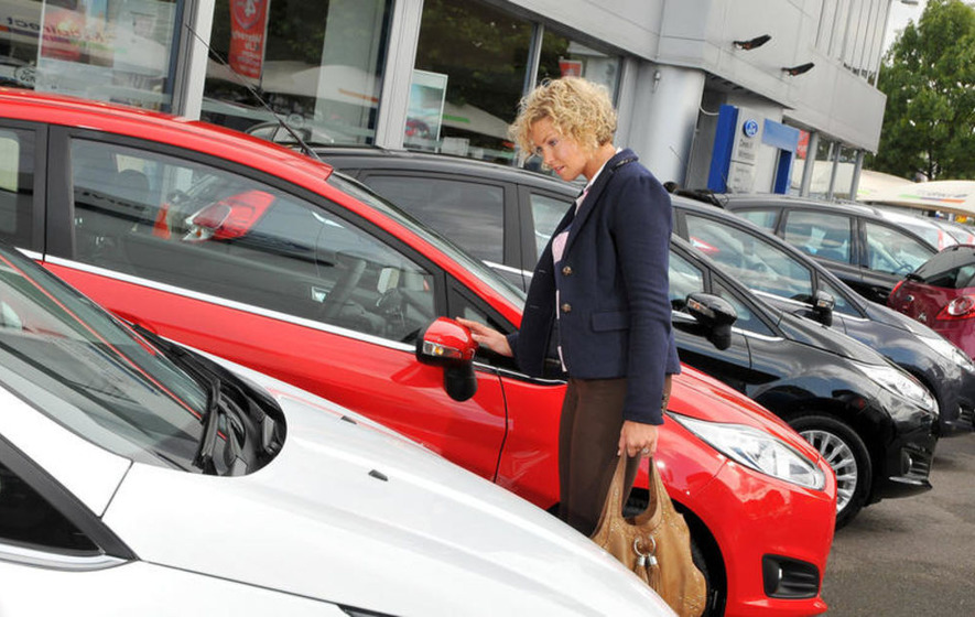 New car sales in Northern Ireland go into reverse - but UK zooms forward