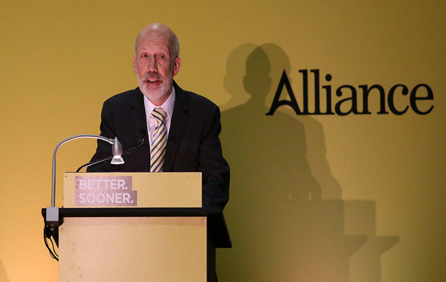 David Ford to step down as Alliance Party leader