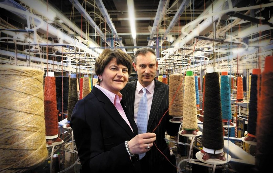 Ulster Carpets Wins Lucrative Contract For Five Star Hotel