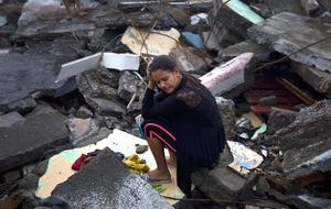 Hurricane Matthew leaves widespread destruction across Caribbean