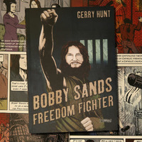 Bobby Sands comic funding repaid to Arts Council after 'sales success'