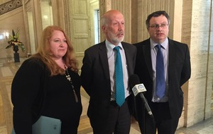 Alliance Party: Bookies give short odds on Naomi Long  as new leader