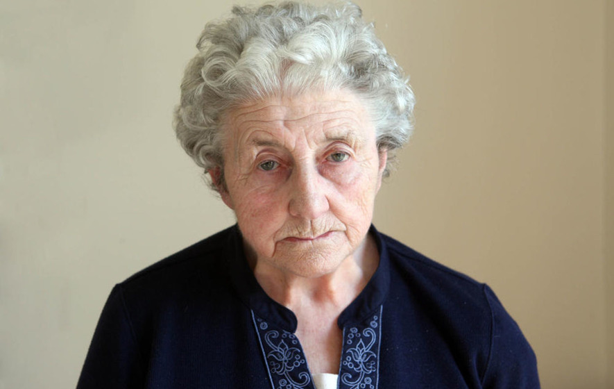 Mary 'Queenie' was mother to many and friend to all