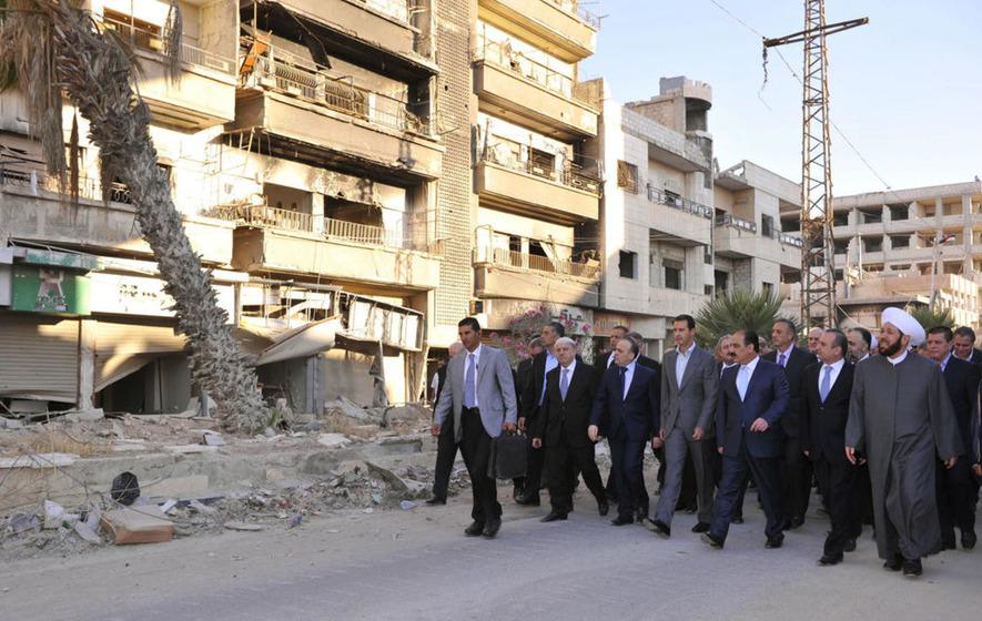 Russian war crimes: Kremlin promises consequences after John Kerry condemns Assad support