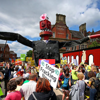 Government approval of fracking scheme 'a total denial of local democracy'