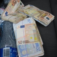 Man jailed after large amount of 'unexplained cash' seized from house