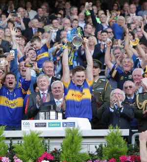 Entire All-Ireland winning Tipperary team are nominated for hurling Allstar awards