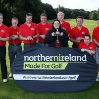 NI golf - The best can sometimes be close at hand