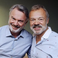 Sam Neill helped by Liam Neeson and James Nesbitt to master Irish accent