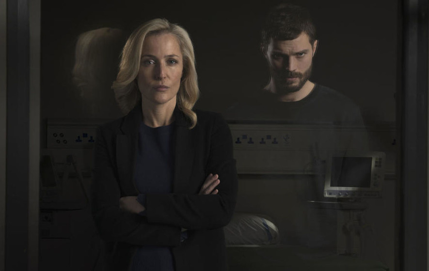 Latest viewing figures for new series of The Fall reveal significant fall in ratings