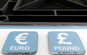 Sterling 'flash crash' propels Euro rate to its highest level since January 2009