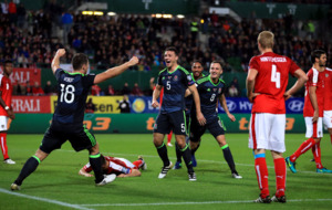 Gareth Bale dusts off long throw threat to help Wales earn vital point in Vienna
