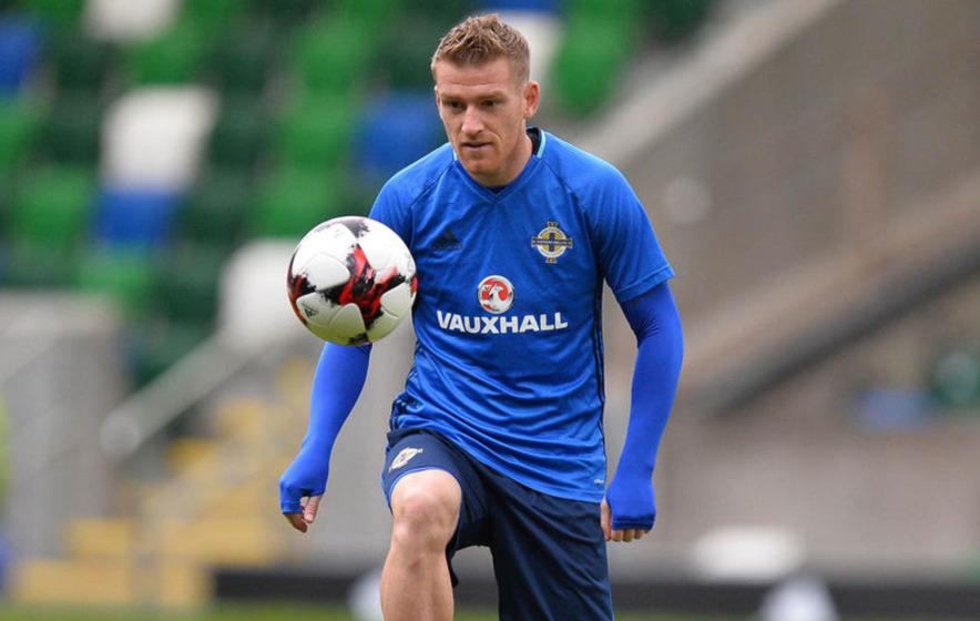 Euro 2016 seems like a long time ago says Northern Ireland skipper Steven Davis