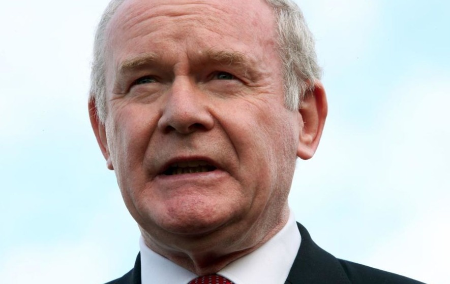 McGuinness berates British government over lack of legacy engagement