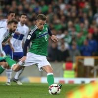Kyle Lafferty grabs two as Northern Ireland coast past San Marino