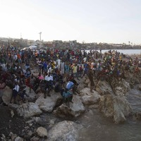 Aid convoys arrive in Haiti as island begins to count cost of Hurricane Matthew
