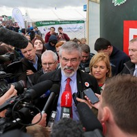 Gerry Adams needs to stay until Brexit is resolved