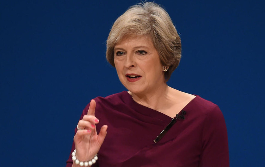 Theresa May is a puritanical leader who would make Margaret Thatcher blush