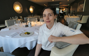 Danni Barry, Ireland's only female Michelin-starred chef