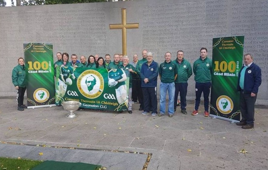 Willie Frazer dubs walkers at Tyrone GAA fundraising event 'republican scum'