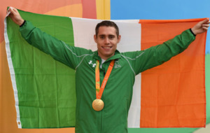 Sprinter Jason Smyth: 'Windsor Park snub was because I run for Ireland'