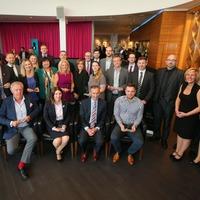 'Magnificent seven' chase prestigious UK business award