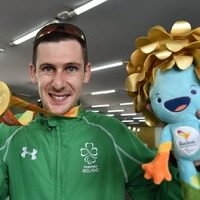 Windsor Park event 'snub' a 'sad scenario', Irish Paralympian Michael McKillop says