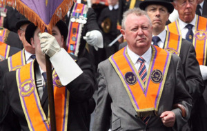 Orange Order's 'greatest ever advocate' Drew Nelson dies aged 60