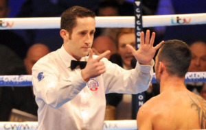 Seconds Out: Hugh Russell Jnr making headway with refereeing ambitions