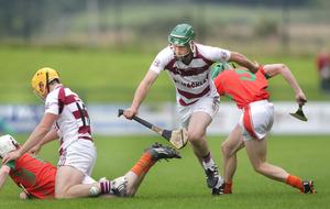 Cahair O'Kane: Slaughtneil can break Derry's Ulster hurling duck