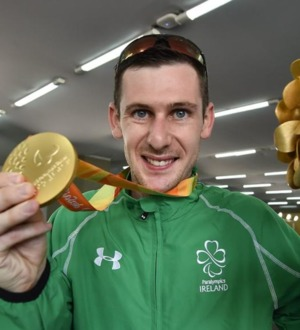 Windsor Park event 'snub' a 'sad scenario', Irish Paralympian Michael McKillop says