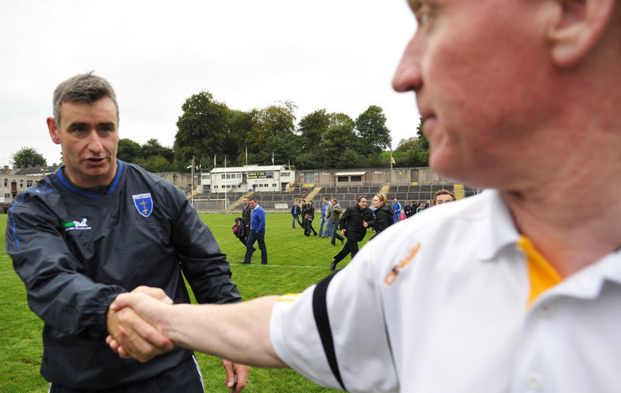 Mattie McGleenan confirmed as new Cavan boss