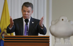 Colombia government and rebels to revive peace efforts after referendum rejection