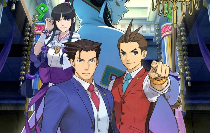 Games: Phoenix Wright: Ace Attorney – Spirit of Justice