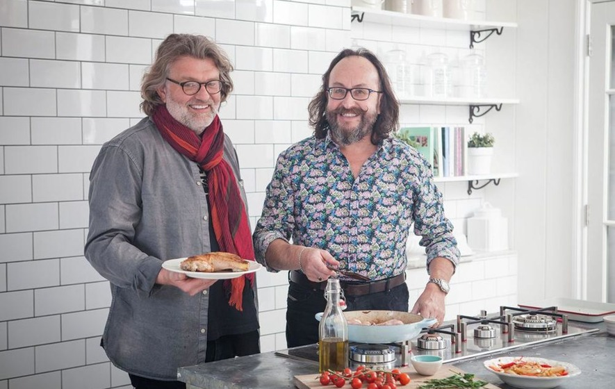 Foul play in the kitchen: The Hairy Bikers go chicken and egg crazy