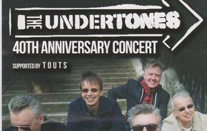 Now on sale: The Undertones 40th anniversary concert at Millennium Forum, Derry