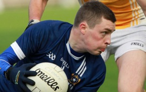 St Gall's Sean Kelly thinking no further than Antrim SFC final and Erin's Own